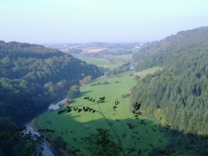 River Wye from Symonds Yat