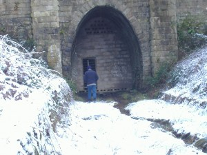 Mirey Stock tunnel