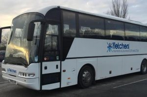 One of Fletcher's of Malton's coaches