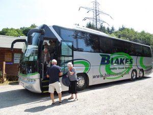 Blakes tours