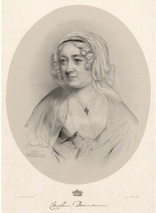 An image of Caroline dowager countess of Dunraven