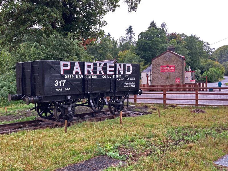 New truck arrives in Parkend
